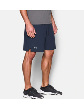 """Ua Qualifier 9"""" Woven Men's  Shorts by Under Armour"""
