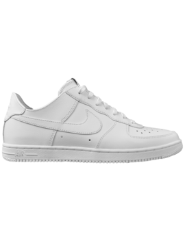Wmns Air Force 1 Low Light 'triple White' by Nike