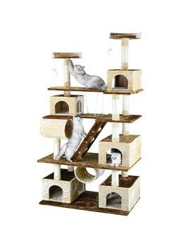 "87.5\"" Cat Tree by Go Pet Club"