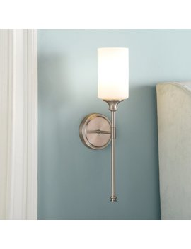 Dian Transitional 1 Light Wall Sconce by Willa Arlo Interiors