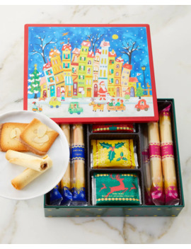 Holiday Petit Cinq Delices Cookies by Yoku Moku