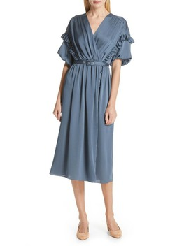 Satin Midi Dress by Kate Spade New York