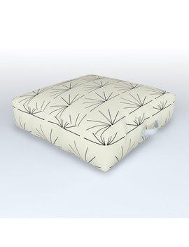 Boho Pattern 18 Outdoor Floor Cushion by Society6