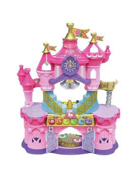 V Tech Toot Toot Magic Light Castle934/4578 by Argos