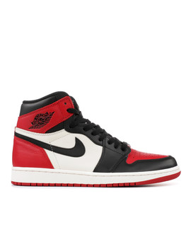 "Air Jordan 1 Retro High Og ""Bred Toe"" by Air Jordan"