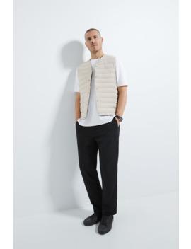 Sorona ® Puffer Vest by Zara