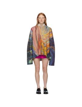 Multicolor Mohair Rezyane Sweater by Namacheko