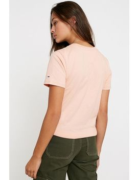 Tommy Jeans Essential Americana T Shirt by Tommy Jeans