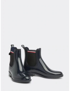 Chelsea Rain Boots by Tommy Hilfiger