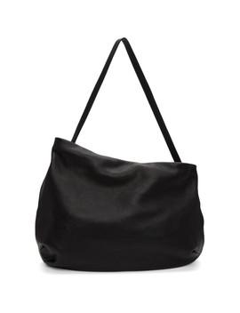 Black Fantasma Shoulder Bag by MarsÈll