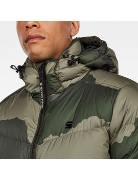 Whistler Down Puffer by G Star
