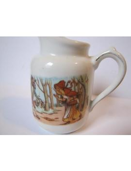 Rare Vintage Little Red Riding Hood Storytime Small Pitcher/Creamer by Etsy