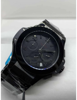 Luxury Brand New Men Chronograph Stopwatch Sapphire Stainless Steel Full Black Grey Coffee Luminous Watch Limited Sport Aaa+ by Ali Express.Com