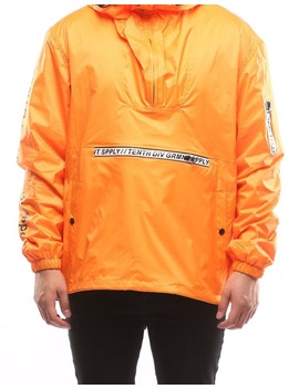 10 Deep Liquid Sky Pullover Orange by 10 Deep