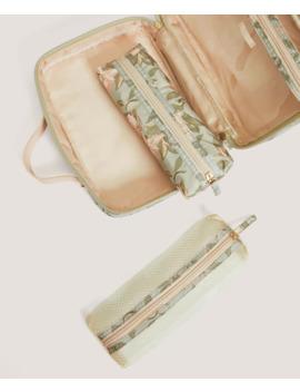 Beauty Case Floreale Astucci Rimovibili by Oysho