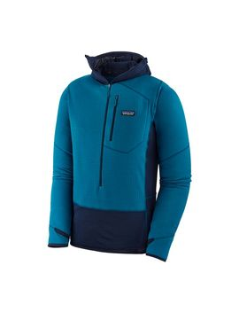 Patagonia Men's R1® Fleece Pullover Hoody by Patagonia
