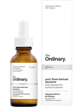 100% Plant Derived Squalane 30 Ml. by The Ordinary