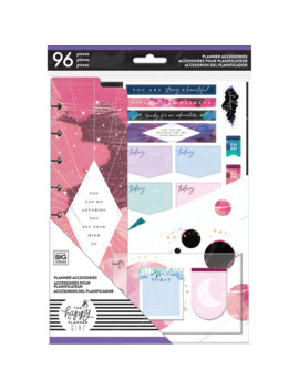 The Classic Happy Planner Girl® Stargazer Accessory Pack by Me & My Big Ideas