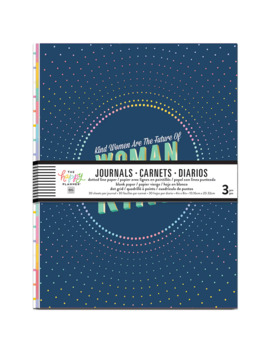 The Happy Planner® Womankind Journal Set by Me & My Big Ideas