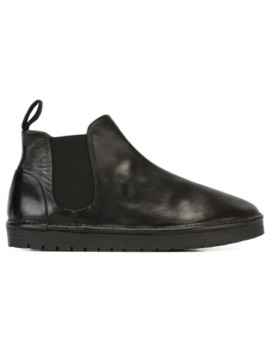Rubber Sole Boots by Marsèll