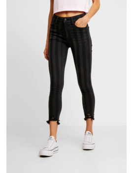 Super Hi Rise Crop   Jeans Skinny Fit by American Eagle