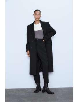 Spodnie Typu Slouchy by Zara