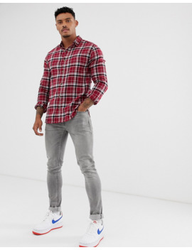 Only &Amp; Sons Check Shirt by Only & Sons
