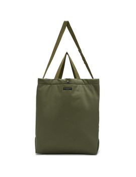 Cabas Vert Carry All by Engineered Garments