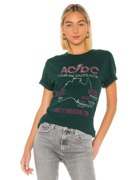 Acdc Dirty Deeds Tee by Junk Food