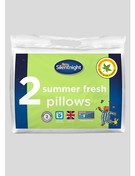 Silentnight Summer Fresh Pillow Pair by Matalan