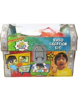 Ryan's World Video Creation Kit by Ryan's World