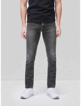 Grim Tim Shimmering Grey by Nudie Jeans