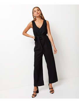 Soft Linen Jumpsuit by Sportsgirl
