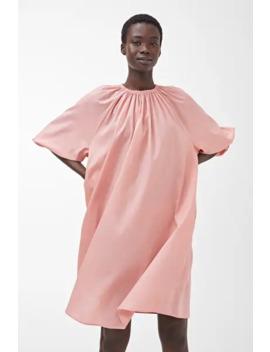 Fluid Gathered Dress by Arket