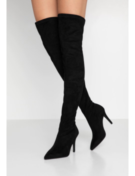 High Heeled Boots by Kiomi