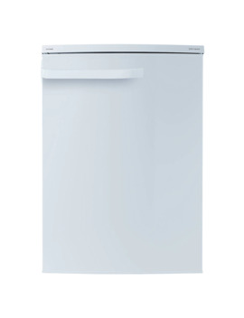 John Lewis & Partners Jluclfw6013 Larder Fridge, A+ Energy Rating, 60cm Wide, White by John Lewis & Partners