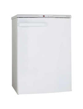 John Lewis & Partners Jlucfzw614 Frost Free Freezer, A+ Energy Rating, 60cm Wide, White by John Lewis & Partners