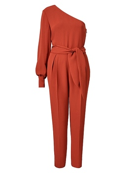 Volume Sleeve Jumpsuit by Witchery