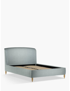 Croft Collection Skye Upholstered Bed Frame, King Size, Erin Duck Egg by Croft Collection