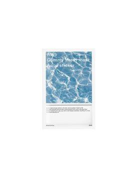 Abib   Gummy Sheet Mask Aqua Sticker by Abib