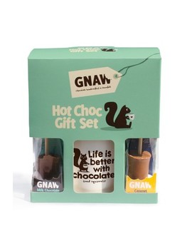 Gnaw Hot Chocolate Mug Gift Set by Next
