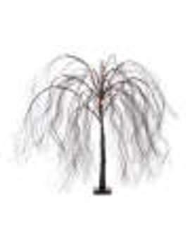 Lit Spooky Tabletop Tree by Lit Spooky Tabletop Tree