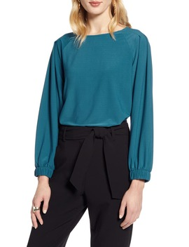 Full Sleeve Knit Top by Halogen®