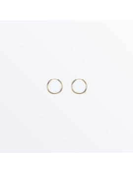 14 K Gold Hoop Earrings     Mini Hoops              Regular Price      $55 by Ana Luisa