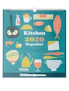 Kitchen Design 2020 Family Organiser by Marks & Spencer