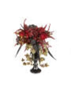 Haunted Hollow Spooky Floral Décor Arrangement by Haunted Hollow Spooky Floral Décor Arrangement