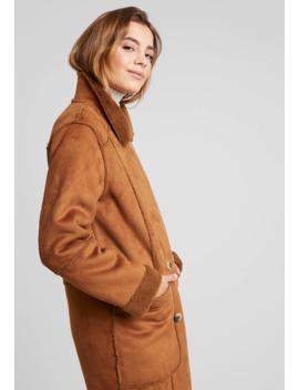 Visherling Sherling Coat   Płaszcz Wełniany /Płaszcz Klasyczny by Vila