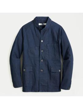 Omnigod® Work Jacket In Dark Indigo by Omnigod