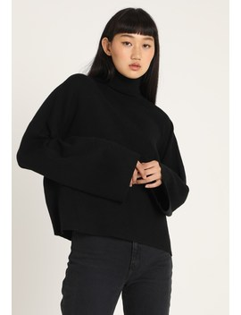 Nmship Roll Neck   Sweter by Noisy May