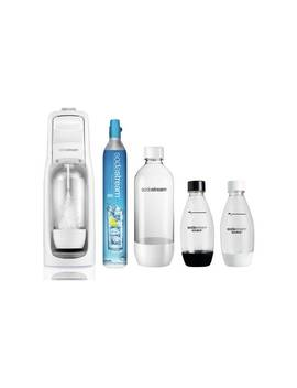 Sodastream Jet White Megapack Bundle835/8321 by Argos